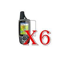 6 PZ PELLICOLA PROTEZIONE DISPLAY PER Garmin GPSMAP 60CSx PROTEGGI SCHERMO LCD