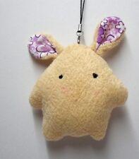 Super Cute Rabbit Giant Monster Cell Phone Charm