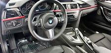 BMW OEM F30 F31 F34 F36 3&4 Series 2012*+ Diamond High Gloss Black Interior Trim