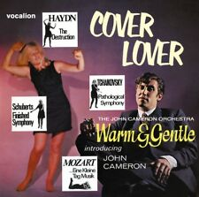 John Cameron Cover Lover Warm & Gentle EMI 60s Jazz CD