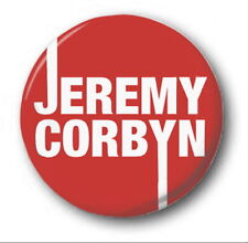 JEREMY CORBYN - 1 inch / 25mm Button Badge - Labour Protest Trident Left