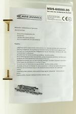 MDS-Modell 60000.00 Spur N Tauschplatine DCC MM Onboard für RhB Elok Ge4/4II