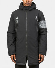 NEW $400 Puma X Trapstar Team Parka Jacket Down Hooded Puma Black 571823 Mens XL