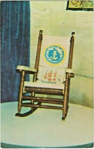 Rocking Chair of John F. Kennedy the 35th President of the United States