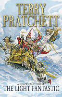 The Light Fantastic: (Discworld Novel 2) by Terry Pratchett (Paperback, 1986)