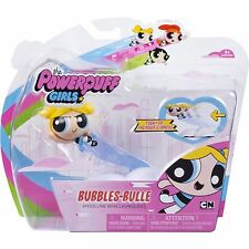 """Spin Master The Powerpuff Girls """"Bubbles•Bulle"""" Speed Line Vehicles•Bolides"""