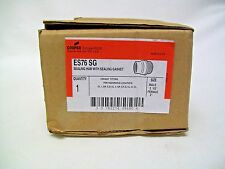 """Crouse-Hinds ES76 SG Sealing Hub 2-1/2"""" Male 2"""" Female For Hazardous Locations"""