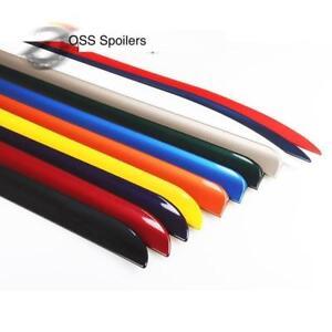 Painted BMW E90 Saloon / 4 Door Boot Lip Spoiler 2004 -2011 Wing Trim