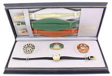 Nivada Colorama 60.j - señora colección-con wechselbaren lunetas y pulseras