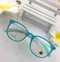 Men Women RETRO Style Clear Lens EYE GLASSES TR 90 Fashion Frame eyewear