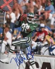 Mike Quick Philadelphia Eagles Football SIGNED 8x10 Photo COA!