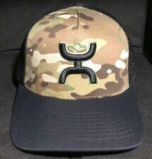 b6f9aa85a22 2019 Hooey Chris Kyle Punisher Hat Ck017-02 Flexfit L xl