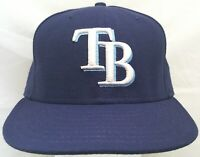 Tampa Bay Rays MLB New Era 59fifty 7&1/2 fitted cap/hat