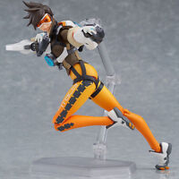 Max Factory Figma Series 352 TRACER Overwatch BLIZZARD Action Figure Box Packed