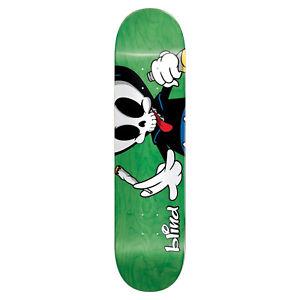 "Blind Skateboard Deck Maxham Reaper Character 8.375"" x 32.2"""