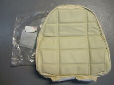 87-90 Jeep Cherokee Celtic Vinyl Seat Upholstery Sand NOS 55021146