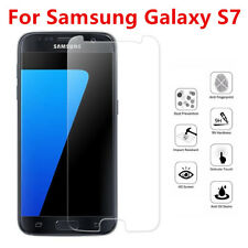 3 Pcs For Samsung Galaxy S7 Tempered Glass Screen Protector Bubble Free