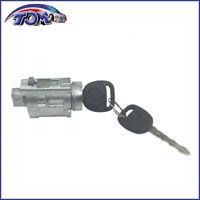 Brand New Ignition Lock Cylinder & Keys For Chevy Oldsmobile Pontiac