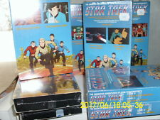 Vintage Star Trek Animated Series on VHS Lot of 11 VHS Tapes-Cartoons-