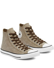 Scarpe Sneakers UOMO Converse Canvas Washed Chuck Taylor All Star High Top