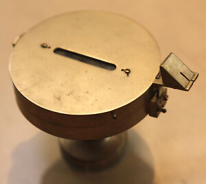 Brass Clinometer Compass T.Cooke London