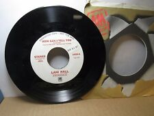 Old 45 RPM Record - A&M 1633-S - Lani Hall - Sun Down / How Can I Tell You