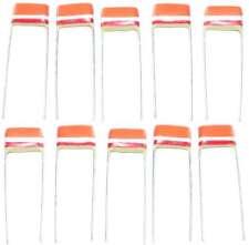 10 Condensateurs MULLARD MUSTARD C280 NEUFS 33nF - 250V - 0.033uF - 33000pF