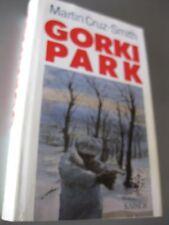Gorki Park, von Martin Cruz-Smith, Kaiser Verlag, 1984, Schutzhülle