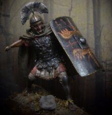 1:24 Roman Soldier Resin Bust Kit Unpainted Model