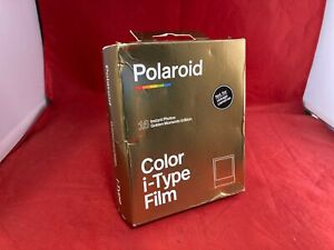 Polaroid Film Snapshot Colours Golden Moments Edition For I-Type 006034 - NEW