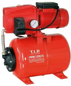 T.I.P. 31111 HWW 1200/25 Hauswasserwerk, 1200 W