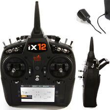 Spektrum SPMR12000 iX12 12 Channel 12ch DSMX RC Transmitter TX Only Version