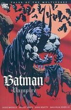 Batman: Vampire, Beatty, John,Jones, Kelley,Moench, Doug, Good Paperback Book