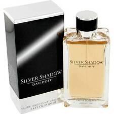 Davidoff Silver Shadow 3.4 oz Spray Cologne Men Eau de Toilette Brand New