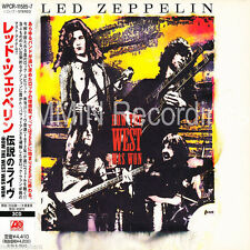 LED ZEPPELIN - How the West Was Won - JAPAN 3CD RARE!
