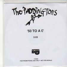 (EQ314) The Prodingtons, 50 To A £ - 2005 DJ CD