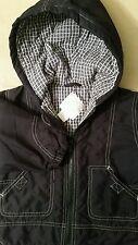 Dani England Baby Boy 18 month navy coat, jacket