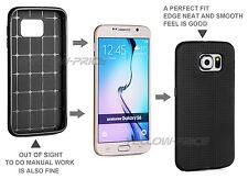 Brand-New Ultra Thin TPU Soft Back Case Guard+3X HD Films For Samsung Galaxy S6