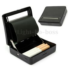 Automatic Rolling  Roll Up Machine Tin Box Case Roller Cigarette Smoking Cigar
