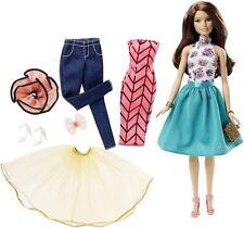 NRFB poupée BARBIE Mix'n match looks avec tenues à combiner DJW59