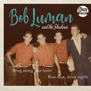 ROCKABILLY: BOB LUMAN-Blue Days Black Nights/MARSHALL LYTTLE-Bring Along Your