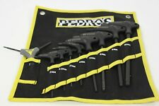 Pedros T-Handle Pro Allen & Torx Wrench Tools (9-Piece)