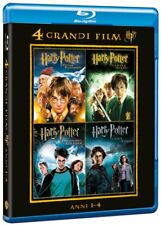 Harry Potter Collection Vol. 1 (4 Film) Blu-Ray - totalmente in italiano