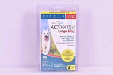 Tevrapet Activate Ii Large Dog 21-55lb Flea, Tick & Mosquito Treatment, 4 Doses