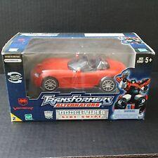 Transformers Alternators #2 Sideswipe Dodge Viper by Hasbro (Binaltech)