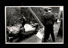 PK Autounfall  50er Jahre    (KA-16)