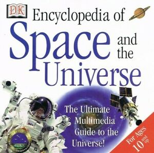 DK Encyclopedia of Space and the Universe CD-ROM