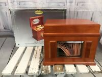 Mr. Christmas Gold Label Music in Motion Plays Christmas Songs Music Box Chest