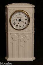 Wedgwood Classic Garden 1996 Desk Clock