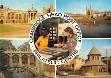 BR75676 cambridge head post office philatelic centre uk